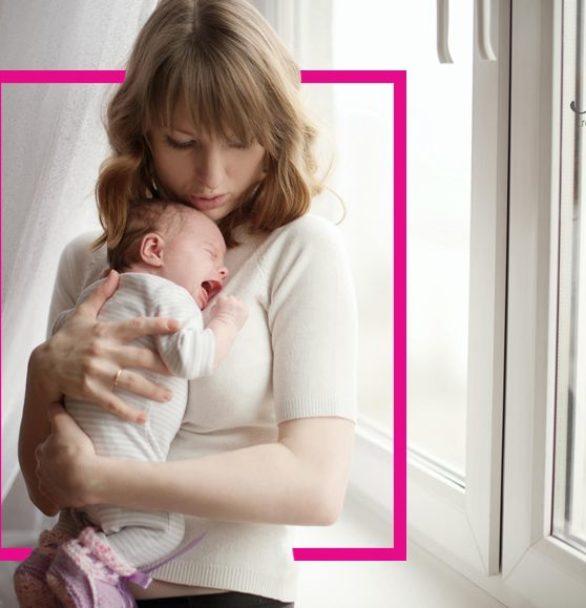 Los Cólicos en Bebés ¿Cómo quitarlos?
