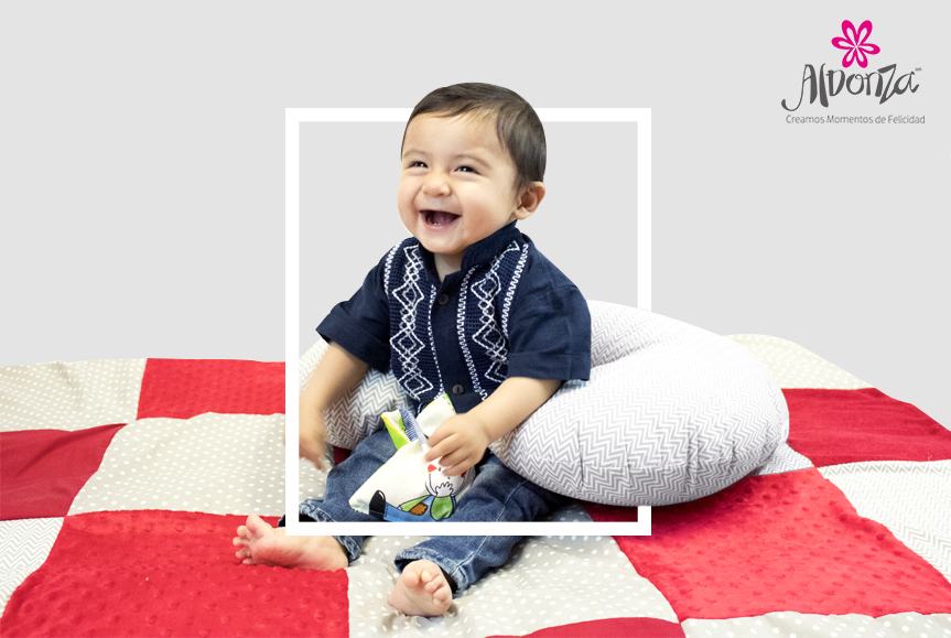 Ejercicios para que tu bebé aprenda a sentarse
