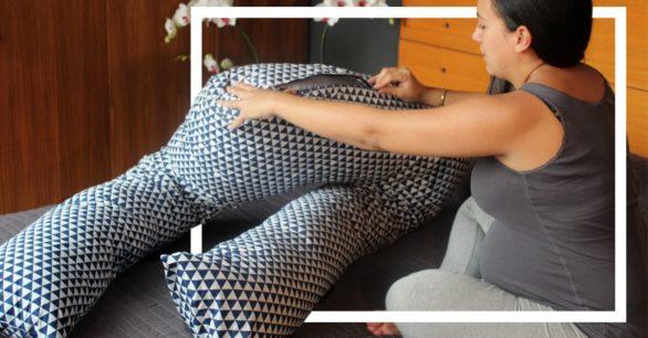 ¿Sabías que el relleno de nuestros cojines de embarazo y lactancia es de PET?