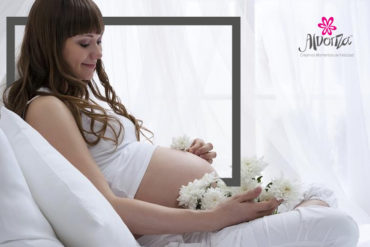 Aromaterapia en la etapa de embarazo